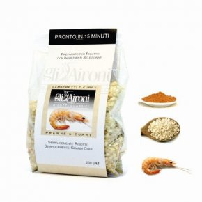 Risotto Gamberetti & Curry - 250 g