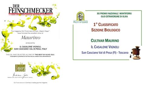 Olivenoel Il Casalone Vignoli Marino Test