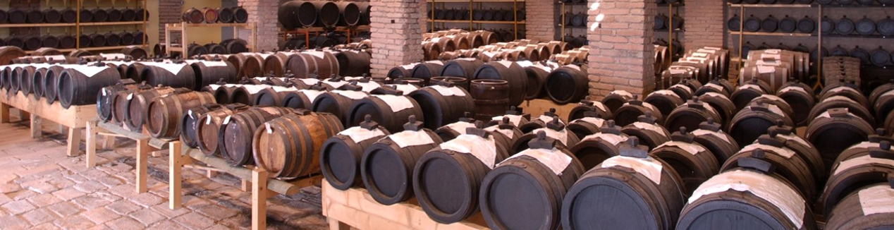 Entstehung des Aceto Balsamico Tradizionale D