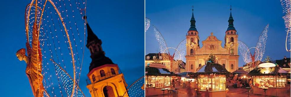 Ludwigsburg Barock Weihnachtsmarkt